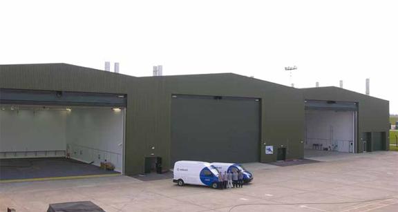 Abrasive Blast Room – Rhodes Systems International